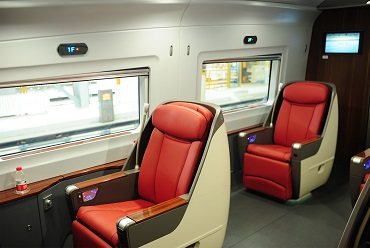 business class carriage