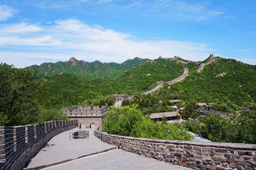 The Badaling Section of the Great Wall